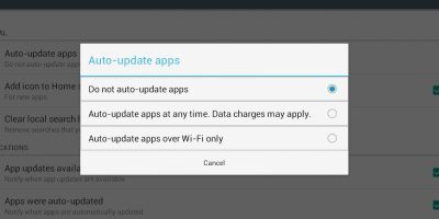 How to Keep Specific Android Apps from Auto-Updating
