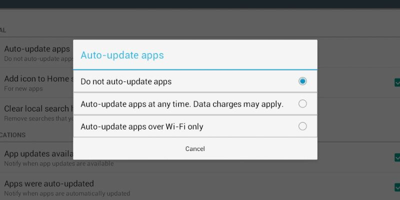 How to Keep Specific Android Apps from Auto-Updating - Make Tech Easier
