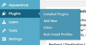 Landing Page -mte- Add new plugin