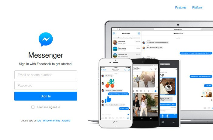 PayPalAlternatives - 06 - Messenger
