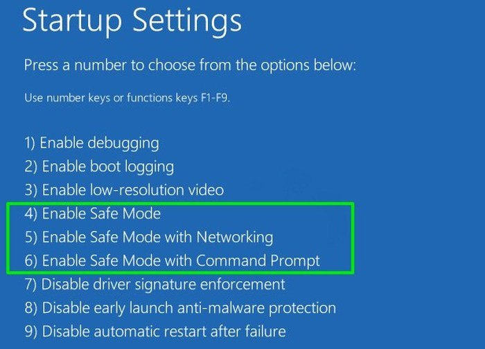 Windows-10-Safe-Mode-Choose-Safe-Mode