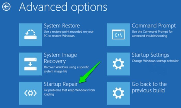 Windows-Wont-Boot-Startup-Repair-option
