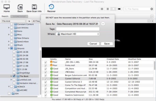 Wondershare-Data-Recovery-Review-Found