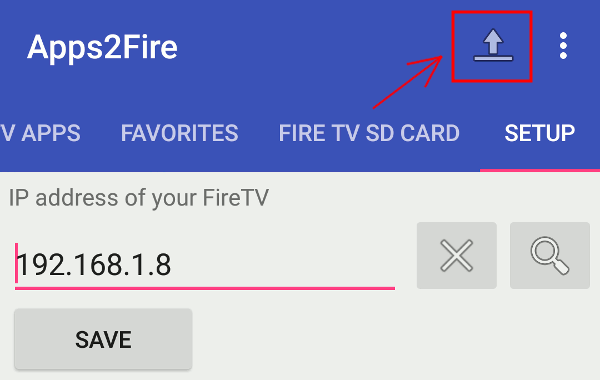 android-apps2fire-upload-button