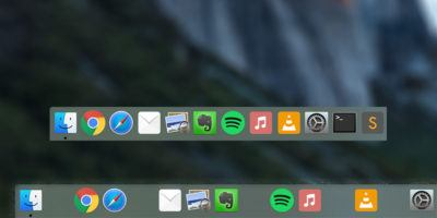 How to Add Blank Spaces to Your Mac's Dock