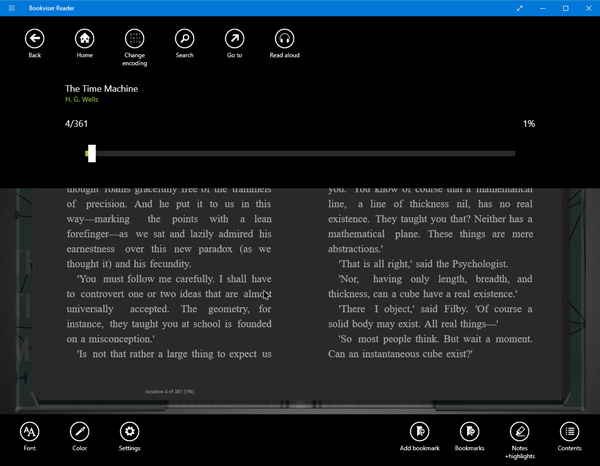 ebook-readers-windows10-bookviser