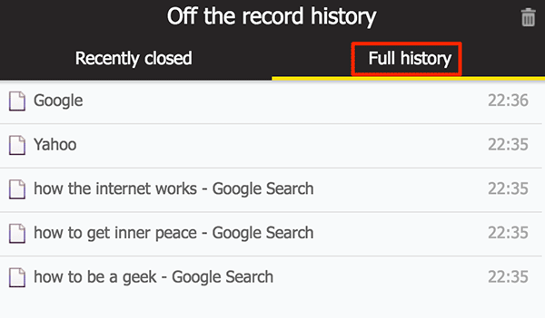 incognitohistory-history