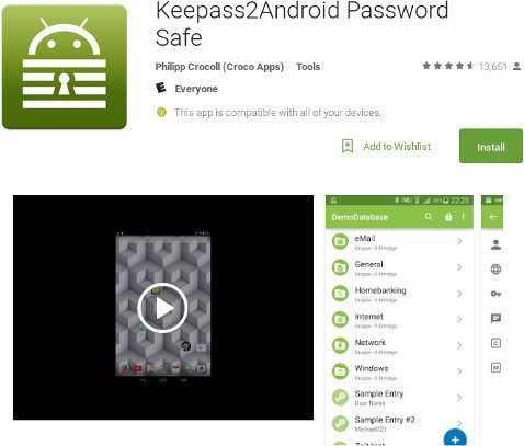 5 Best Keepass Companion Apps for Android - Make Tech Easier
