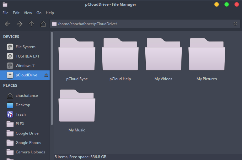 pcloud-drive-file-manager
