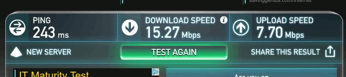 speedtest-p***vpn-us