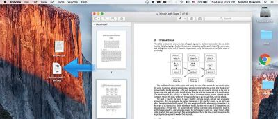 Easily Split PDF Files on Mac OS X [Quick Tips]