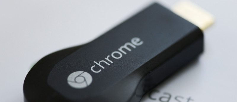 Stream Local Media From the Command Line to ChromeCast