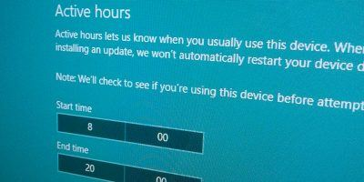 How to Set Active Hours and Prevent Your Windows From Auto-restarting