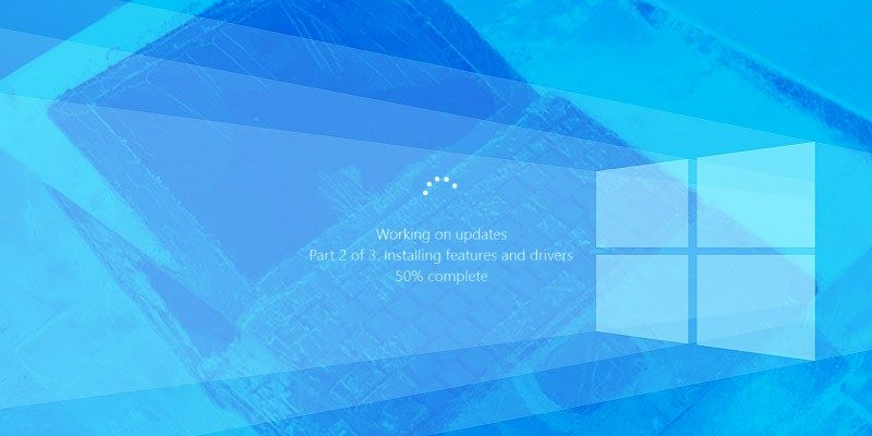 Is Your Windows 10 Update Stuck? Here's What You Can Do - Make Tech