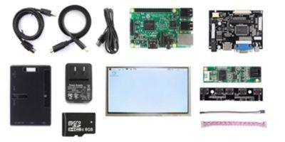 Raspberry Pi 3 Complete LCD Display Kit