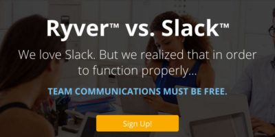 Ryver: Why You Should Be Using It instead of Slack