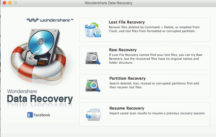 Wondershare-Data-Recovery-Review-Welcome