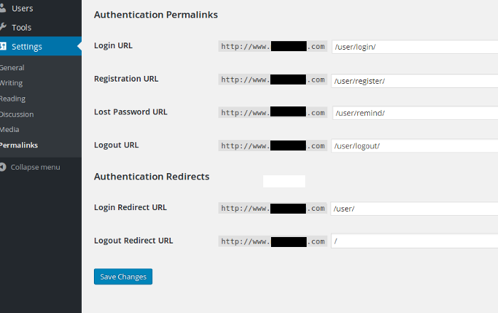 wordpress-custom-login-url-02-changed-settings