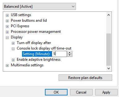 change-lock-screen-timeout-win10-change-timeout-setting
