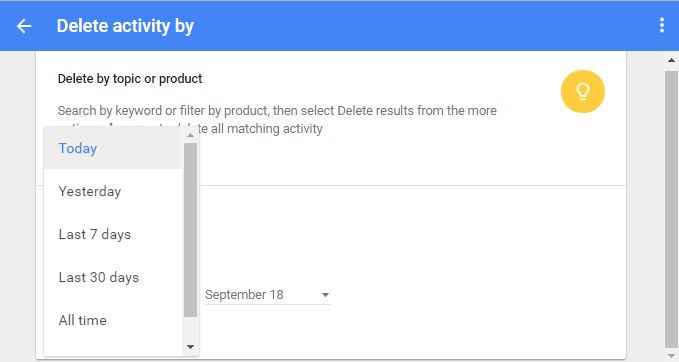 How to Delete Google History Permanently - Make Tech Easier