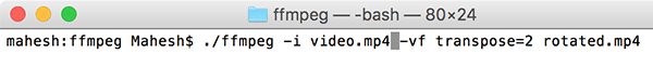 ffmpeg-rotate