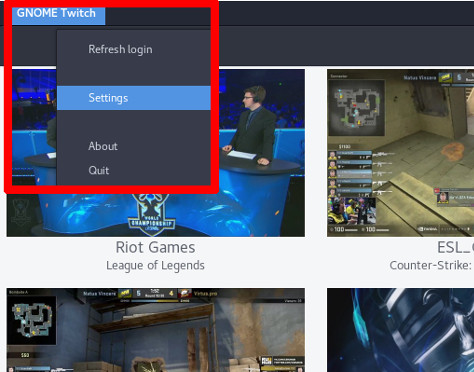 gnome-twitch-gnome-activities-settings