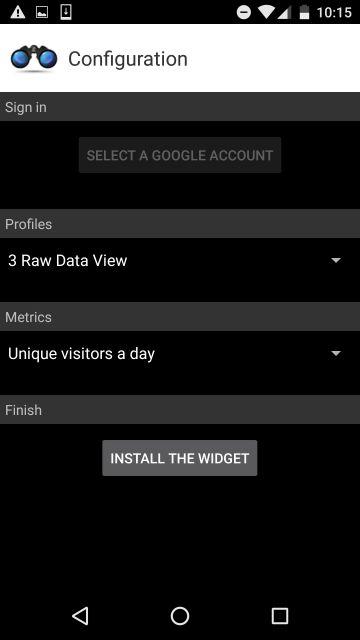 google-analytics-apps-widget