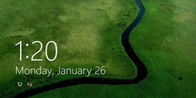 How to Disable the Lock Screen in Windows 10