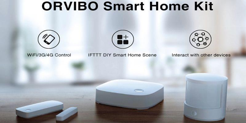 Orvibo Smart Home Kit Review - Make Tech Easier