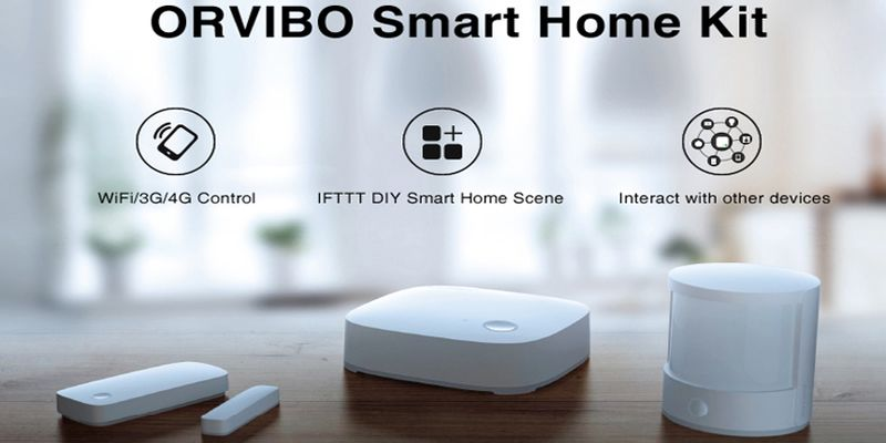 Orvibo Smart Home Kit review.