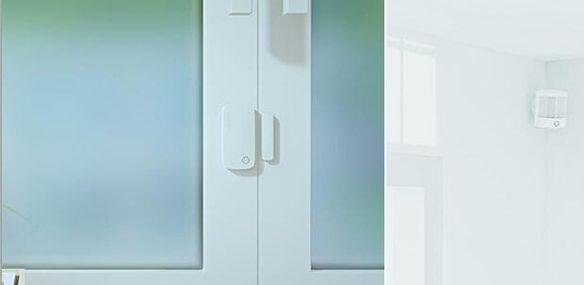 Orvibo Smart Home Kit door/window sensor.