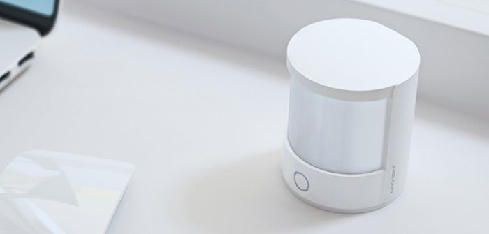 Orvibo Smart Home Kit motion sensor.