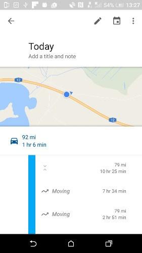 google-maps-timeline