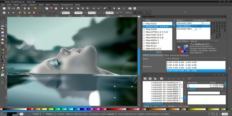 7 of the Best Free Graphics Editors for Creating Vector