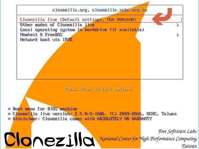 clonezilla-splash-screen