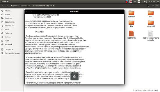 quick-preview-ubuntu-file