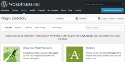 Customizing Your WordPress Blog: Installing Plugins