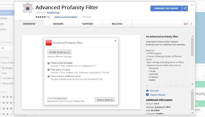 avoid-spoiler-profanity-filter