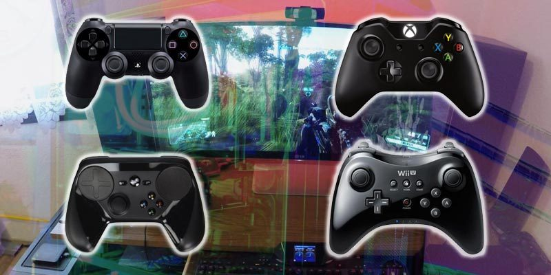 The Comparison Guide for the Best Gamepad for PC Gaming - Make Tech