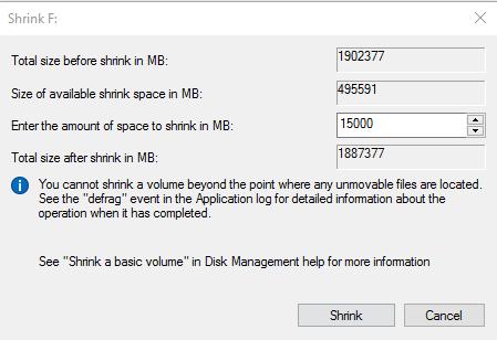 extend-hd-partition-shrink-volume