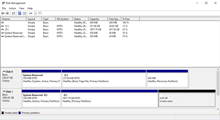 extend-hd-partition-unallocated-space