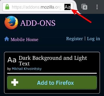 firefox-addon-dark-background