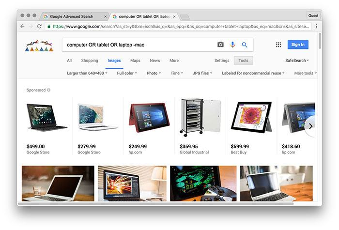 How to Make Use of Google's Advanced Search Features - Make Tech Easier