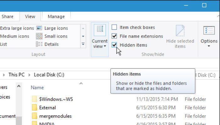 hide-files-folders-windows-show-hidden