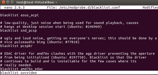 webcam-driver-blacklist-uvcvideo