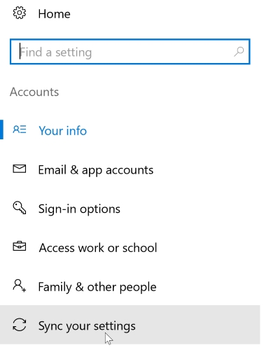 Windows-Privacy-Sync
