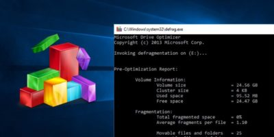 How to Defragment Your Hard Drives from The Context Menu in Windows