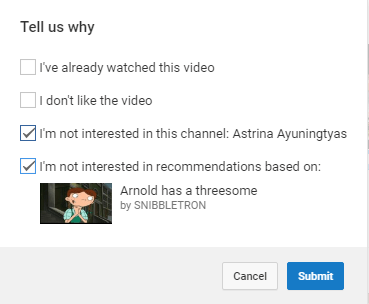 avoid-bad-youtube-videos-not-interested