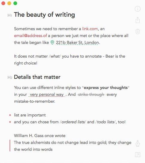 bear-markdown-editor
