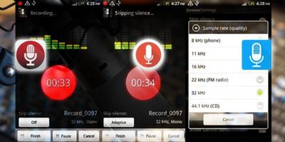 4 of the Best Voice Recorder Apps for Android